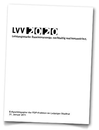Eckpunkte zur LVV